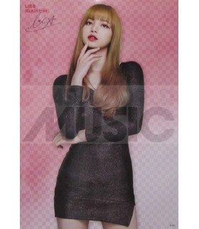 Poster XL LISA BLACKPINK 001