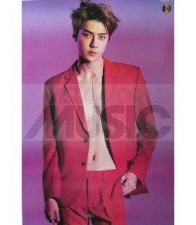 Poster XL SEHUN EXO 001