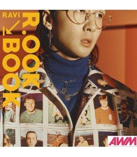 RAVI (라비) Mini Album Vol. 2 - R.OOK BOOK (édition coréenne)