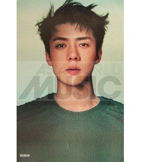 Poster XL SEHUN EXO 002