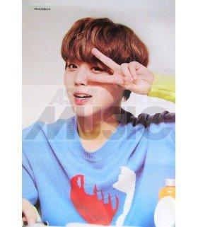 Poster XL JI HOON WANNA ONE 001