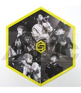Affiche officielle Dong Bang Shin Ki (TVXQ!) - Live Tour -CATCH ME in Seoul
