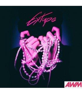niahn (니안) 1st EP Album - extape (édition coréenne)