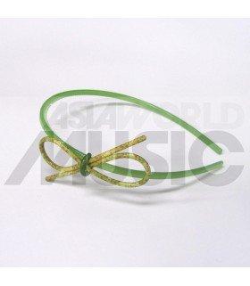 Serre-tête boucle (vert)