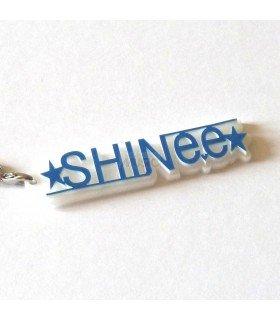 Strap avec lettrage en 3D SHINee 001
