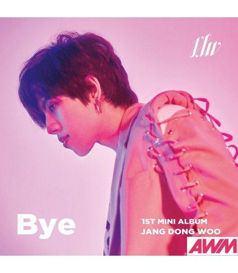 Jang Dong Woo (장동우) Mini Album Vol. 1 (édition coréenne)