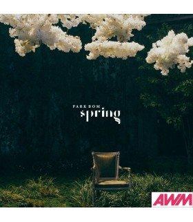 Park Bom (박봄) Single Alum Vol. 1 - Spring (édition coréenne)