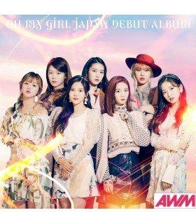 OH MY GIRL - Japan Debut Album (édition coréenne)