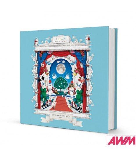 GWSN (공원소녀) Mini Album - THE PARK IN THE NIGHT part two (édition coréenne)
