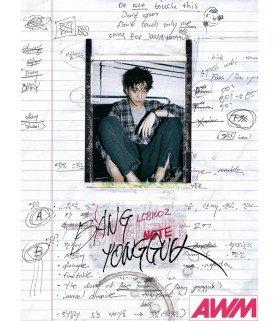 Bang Yongguk (방용국) Vol. 1 - BANGYONGGUK (édition normale coréenne)