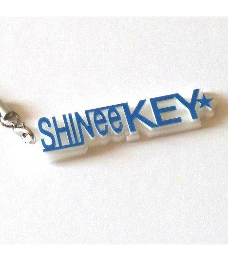 Strap avec lettrage en 3D SHINee (Key)