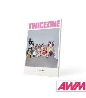 TWICE (트와이스) TWICEZINE - Once Halloween (édition coréenne)