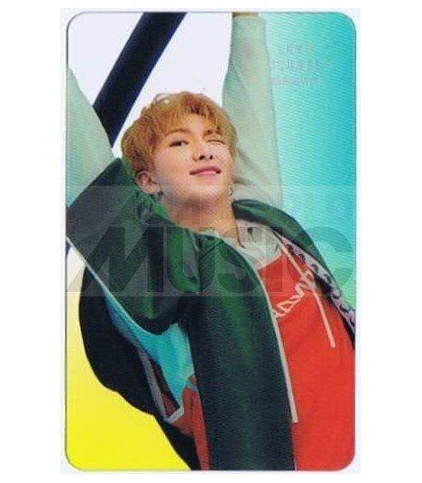 BTS - Carte transparente RM (RAP MONSTER) (LOVE YOURSELF ANSWER / VERSION F)