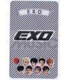 EXO - Carte transparente LOGO 002