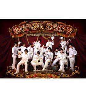 Super Junior - 1st Concert DVD Super Show (édition coréenne)
