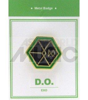 DO (EXO) - Pin's métal (Import Corée)