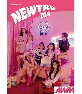 DIA (다이아) Mini Album Vol. 5 - NEWTRO (édition coréenne)