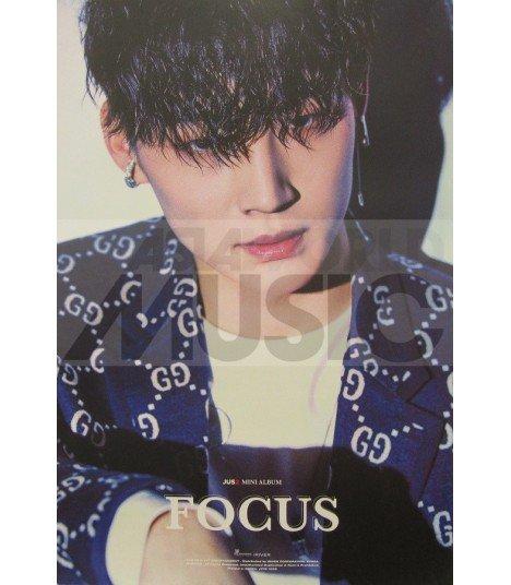 Affiche officielle JUS2 - FOCUS (Version JB)