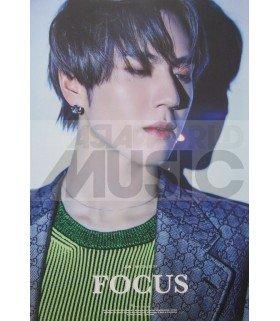 Affiche officielle JUS2 - FOCUS (Version YUGGYEOM)