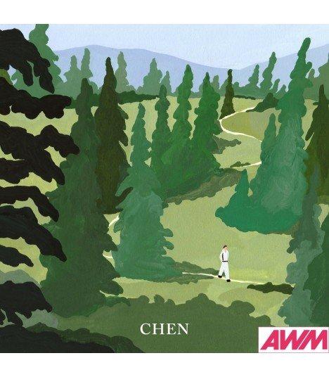 CHEN (첸) Mini Album Vol. 1 - April, and a flower (édition coréenne)