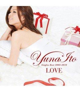 Ito Yuna - Love : Singles Best 2005 - 2010 (édition coréenne)