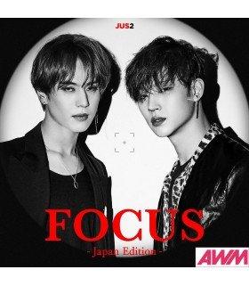 JUS2 - FOCUS -Japan Edition- (édition normale japonaise)