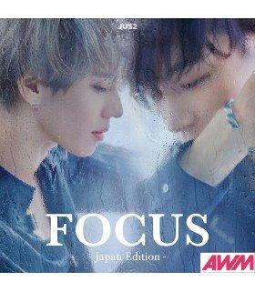 JUS2 - FOCUS -Japan Edition- (ALBUM + DVD) (édition limitée japonaise)