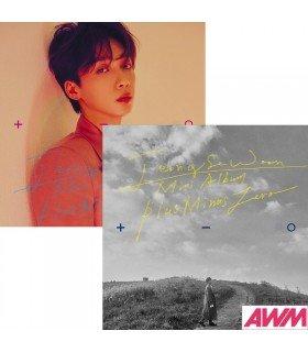Jeong Sewoon (정세운) Mini Album Vol. 3 - ±0 (édition coréenne)