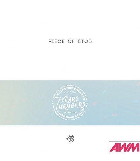 BTOB (비투비) Piece of BTOB (7CD) (édition coréenne)