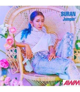 SURAN (수란) Mini Album Vol. 2 - Jumpin' (édition coréenne)