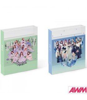 IZ*ONE (아이즈원) Mini Album Vol. 2 - HEART*IZ (édition coréenne)