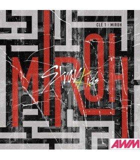 Stray Kids (스트레이 키즈) Mini Album - CLÉ 1 : MIROH (édition normale coréenne)