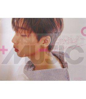 Affiche officielle Jeong Sewoon - ±0 (Version PLUS)