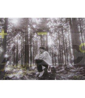 Affiche officielle Jeong Sewoon - ±0 (Version MINUS)