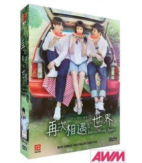 Into The World Again (다시 만난 세계) Coffret Drama Intégrale (5DVD) (Import)
