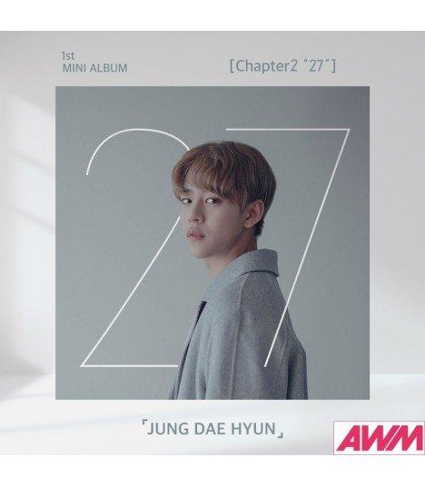 "DAEHYUN (정대현) Mini Album Vol. 1 - Chapter2 ""27"" (édition coréenne)"