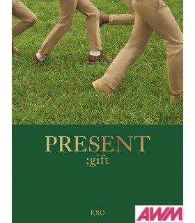 EXO (엑소) PRESENT : gift (PHOTOBOOK) (édition coréenne)