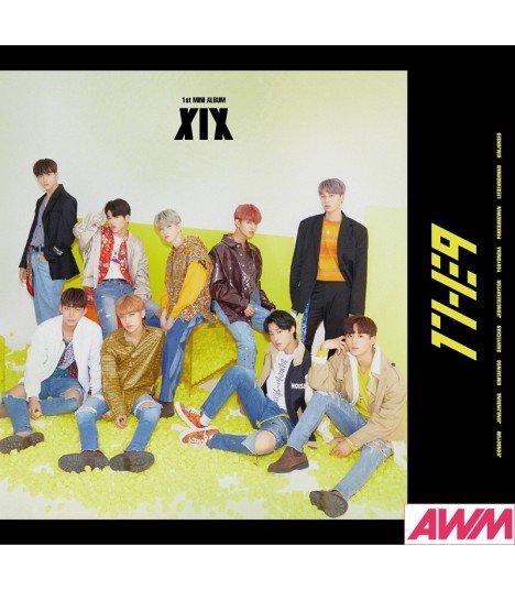 1THE9 (원더나인) Mini Album Vol. 1 - XIX (édition coréenne)