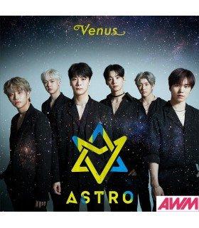 ASTRO - Venus (MINI ALBUM) (édition normale japonaise)