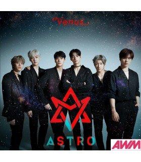 ASTRO - Venus (Type A / MINI ALBUM + DVD) (édition limitée japonaise)