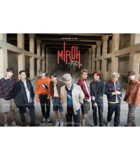 Affiche officielle Stray Kids - CLÉ 1 : MIROH (Type C)