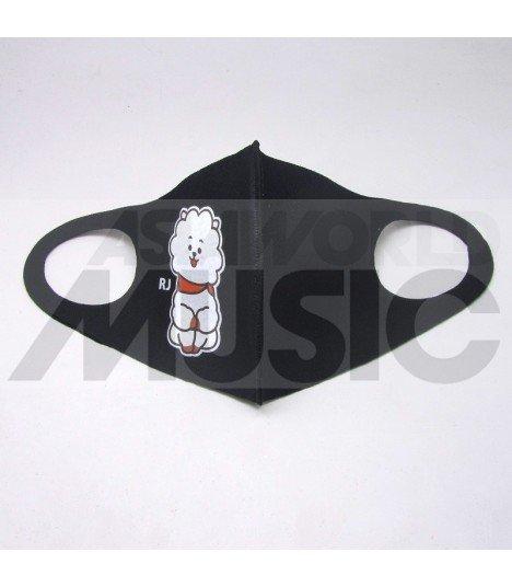 Masque Arrondi BT21 - RJ