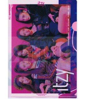 ITZY - Porte-Document Double Cover 001