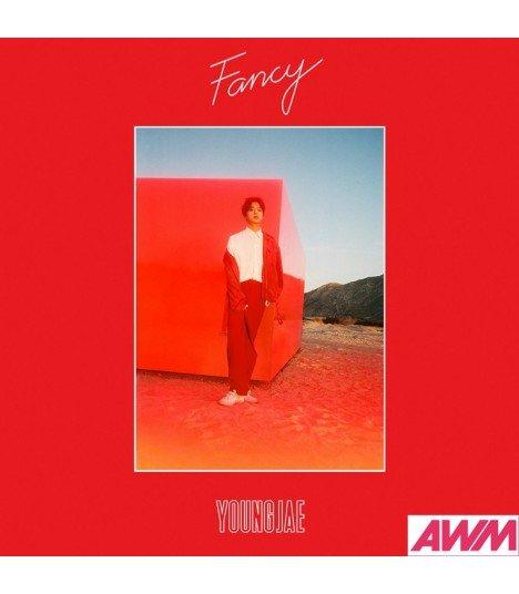 Youngjae (영재) Mini Album Vol. 1 - Fancy (édition coréenne)