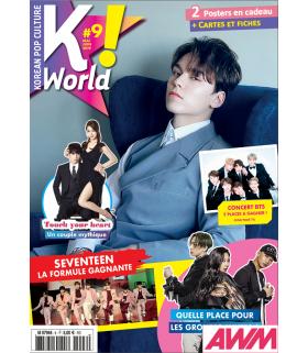 K-World - Magazine français - numéro 9 (Mai / Juin 2019)