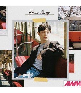 Yoon Jisung (윤지성) Special Album - Dear Diary (édition coréenne)