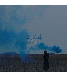 Park Bom (박봄) Album Repackage - Blue Rose (édition coréenne) (Poster offert*)