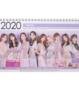 TWICE - Calendrier de bureau 2020 / 2021 (Type A)