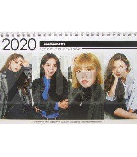 MAMAMOO - Calendrier de bureau 2020 / 2021 (Type A)