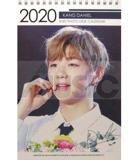 KANG DANIEL (WANNA ONE) - Calendrier de bureau 2020 / 2021 (Type A)